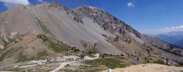 Col d'Izoard Casse Déserte