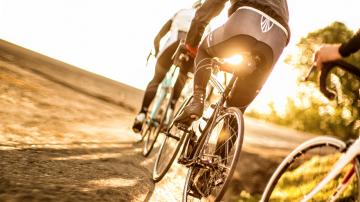 Trek bikes climbing