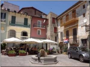 baiardo village